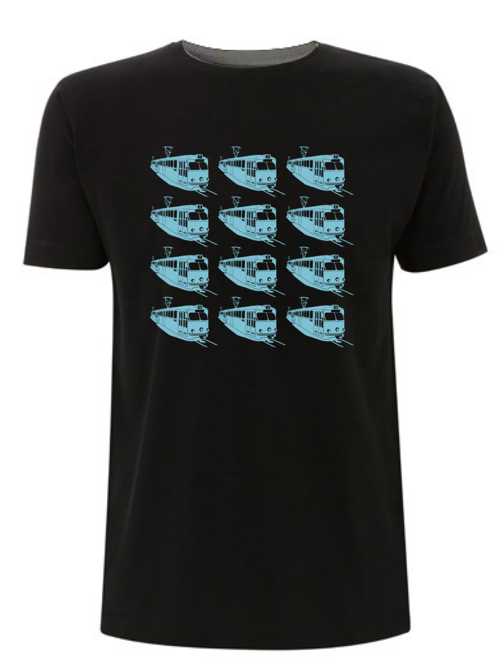 Gothenburg tramway T-shirt