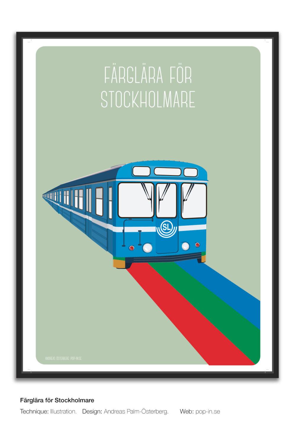 Färglära för Stockholmare