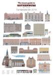 Familjekalender 2018 - The visual guide to Gothenburg Part II - Linnéstaden