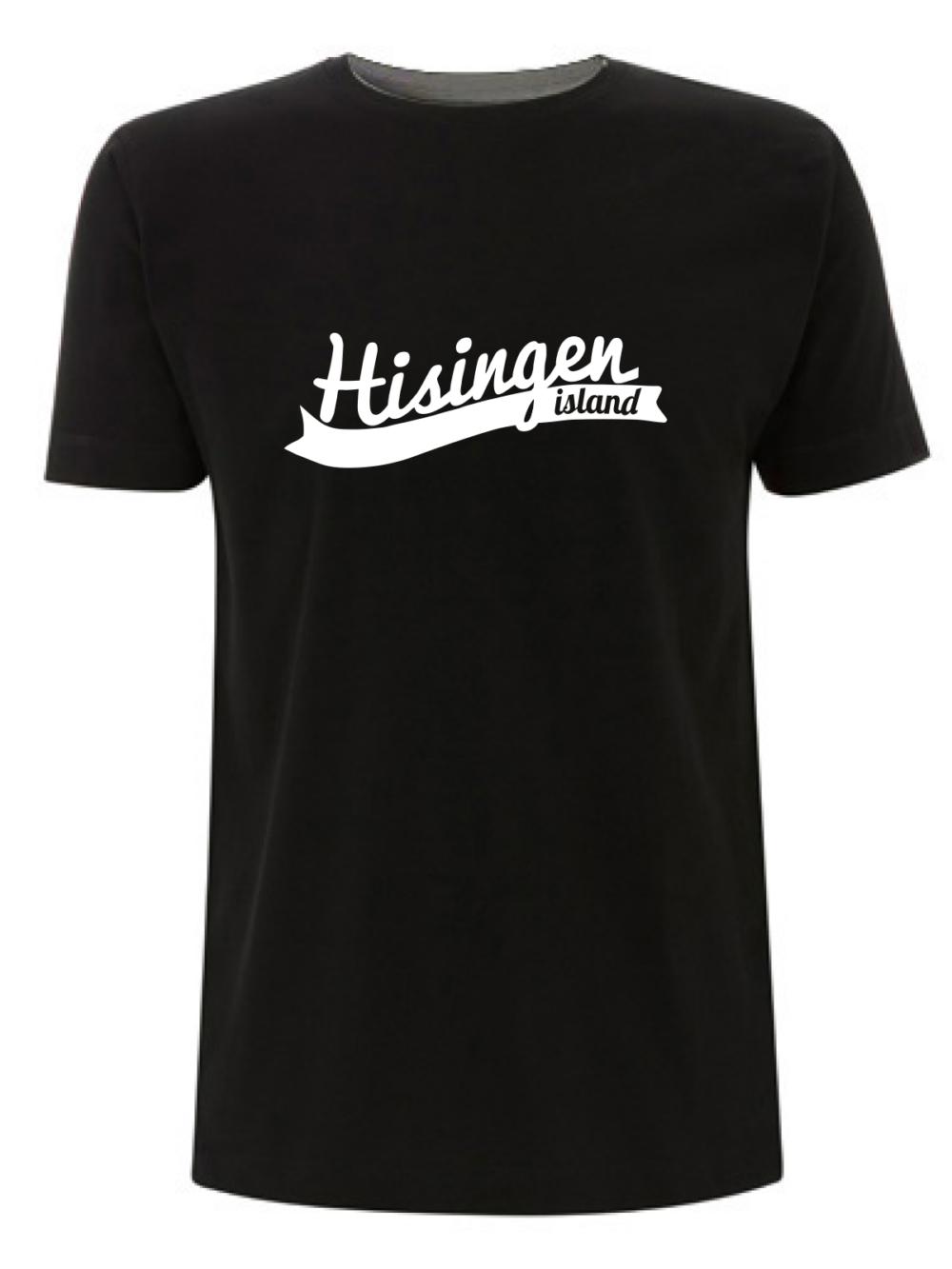 Hisingen island organic T-shirt