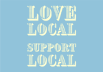 Love local Support local