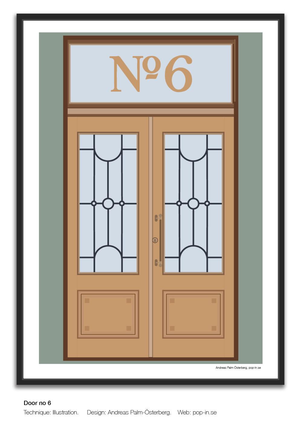 Door no 6