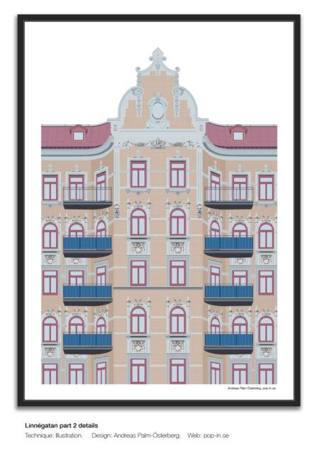 Linnégatan Details