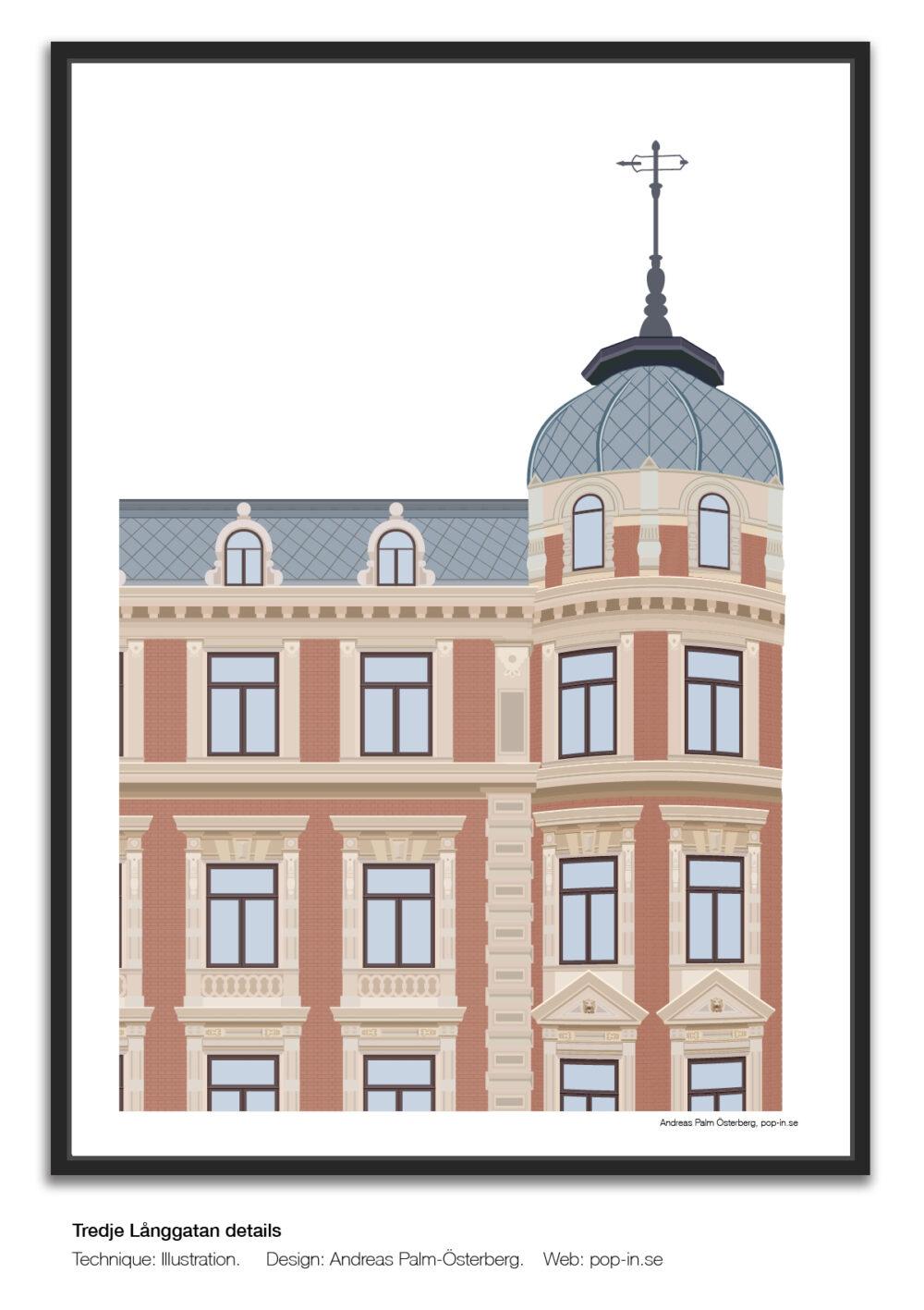Tredje Långgatan details