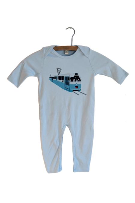 Tram jumpsuit baby outlet