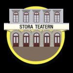 Stora teatern ikon