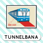 Kategori Tunnelbana