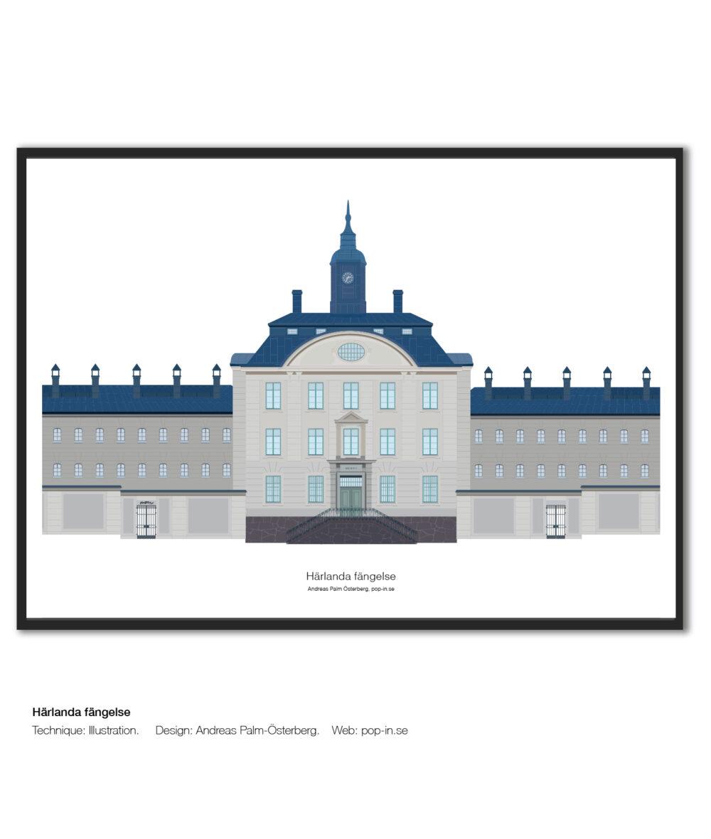 Härlanda Fängelse