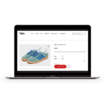 Sneakers wordpress theme product-page