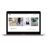 Sneakers Wordpress theme imac
