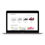 Sneakers wordpress theme products